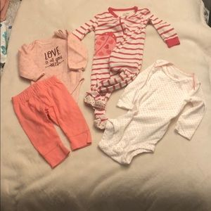 Other - 3-6 mos various brands baby gap, carters